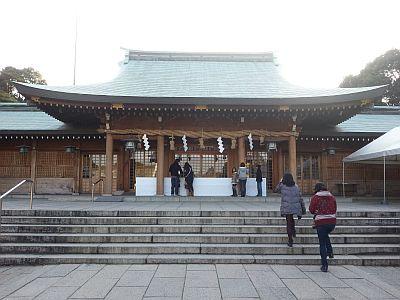 護国神社⑧