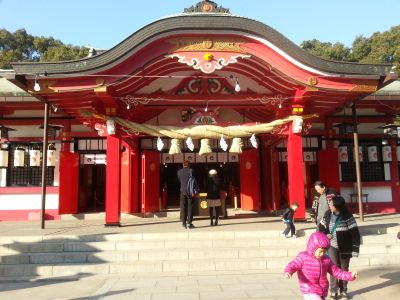 春日神社⑥