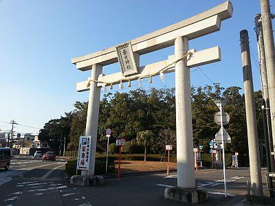 春日神社①