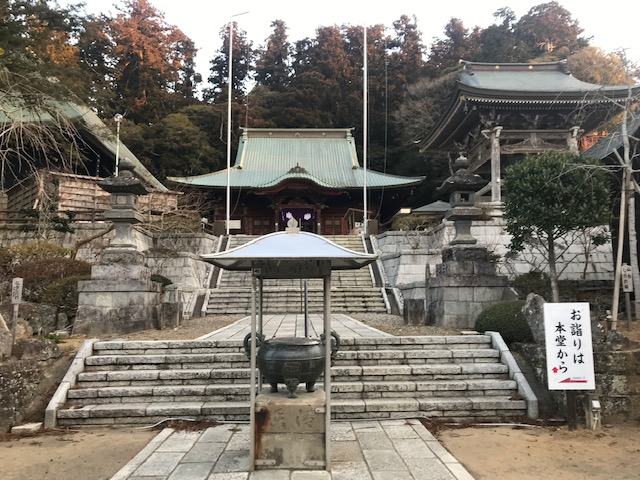 清澄寺 (2)
